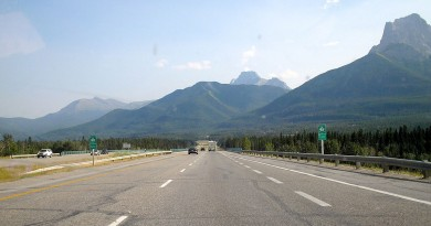 Organiser un road-trip en voiture de location au Canada